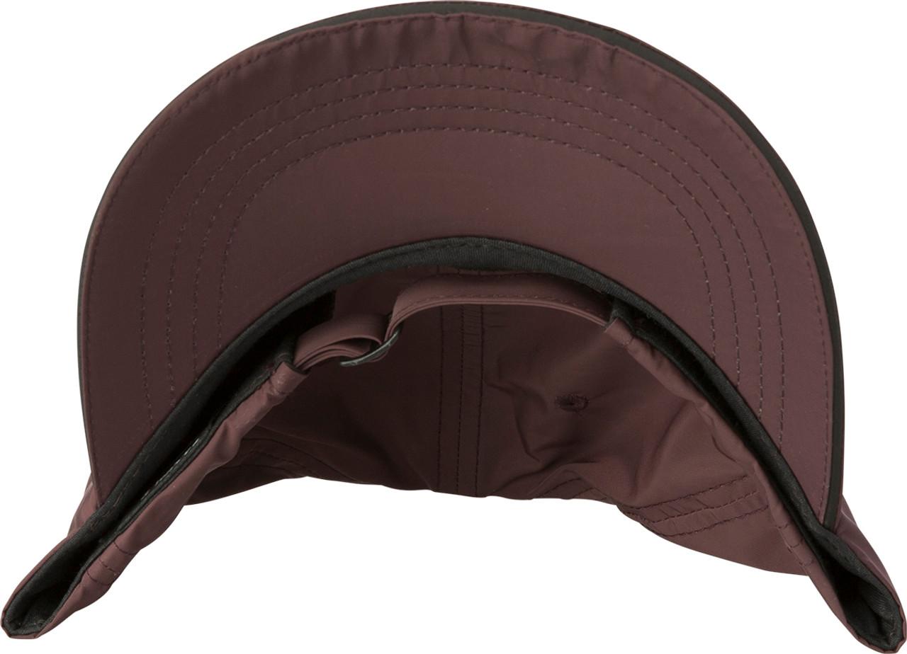 0028a98038e0f Rvca Consider Dad Hat Girls Maroon Slideback