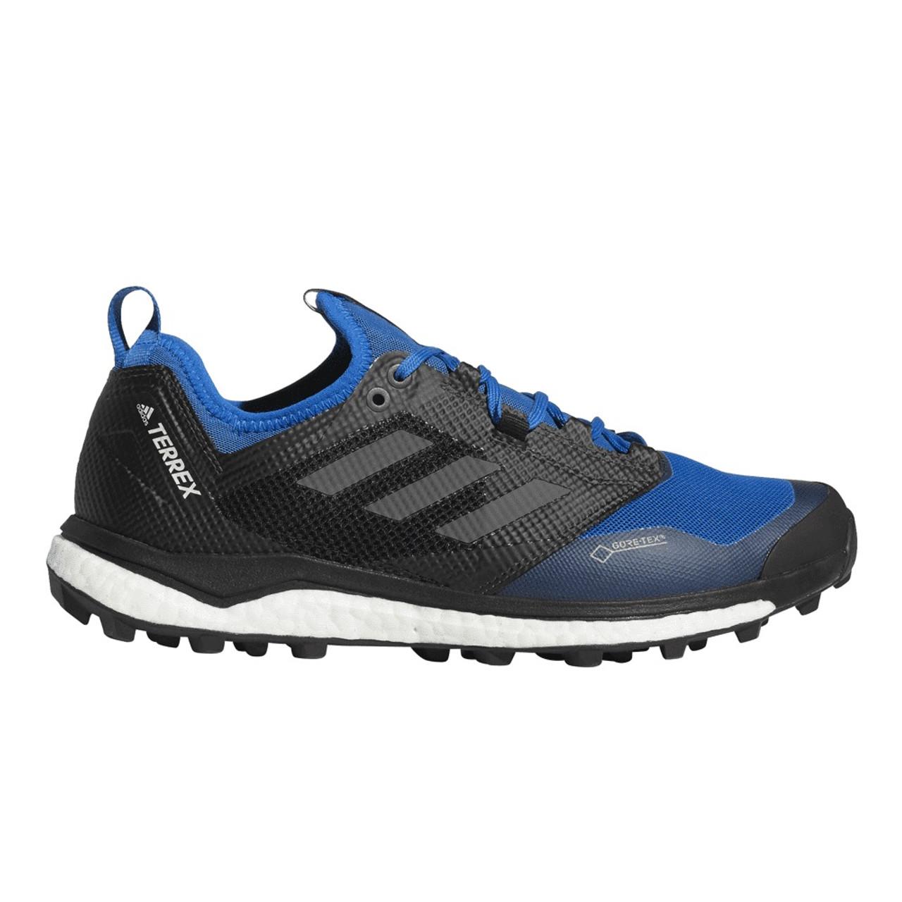 separation shoes 3f15b 4e465 ... Adidas Terrex Agravic XT GTX Mens Black Grey Blue ...