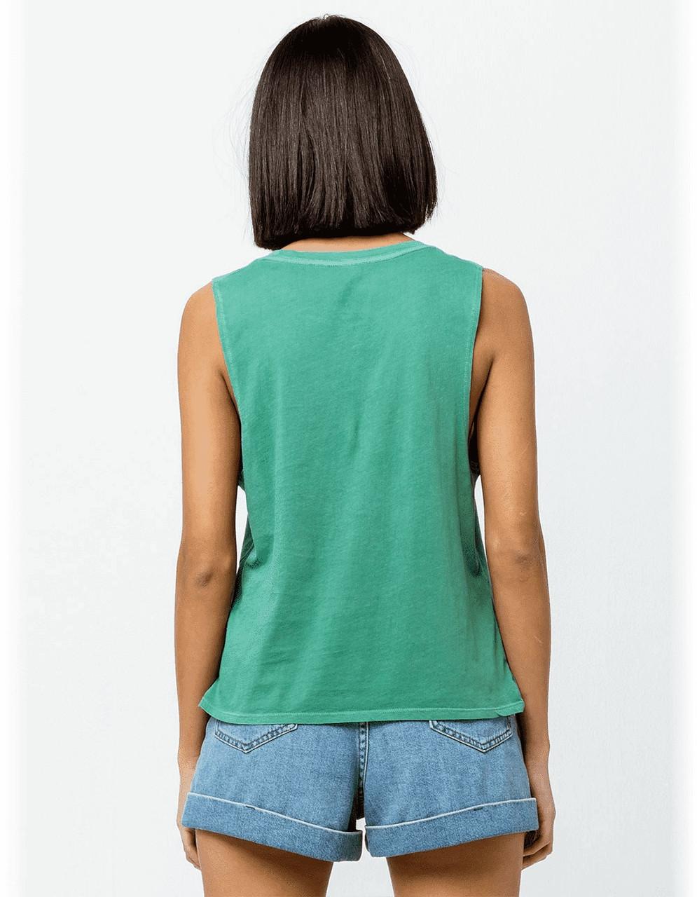 5fb46519 Billabong Wish You Were Here Tshirt Womens Green | Boardparadise.com