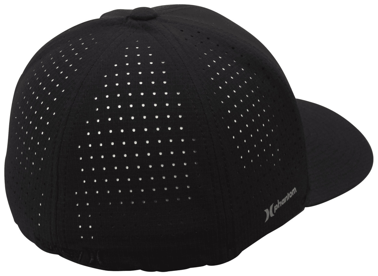 big sale 893f6 9b41e Hurley Phantom Ripstop Hat Black S M   Boardparadise.com