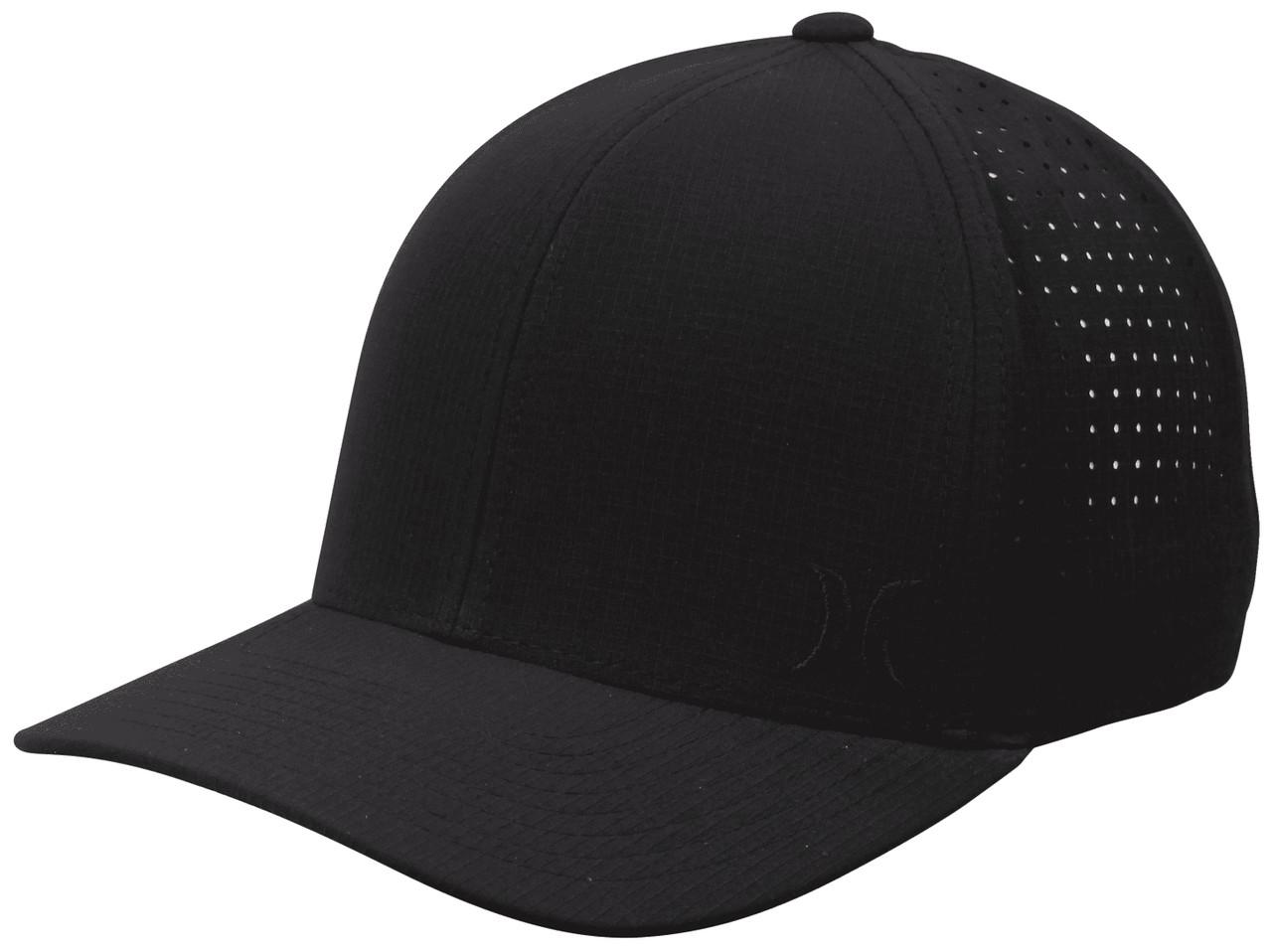 ccc00de4 Hurley Phantom Ripstop Hat Black S/M