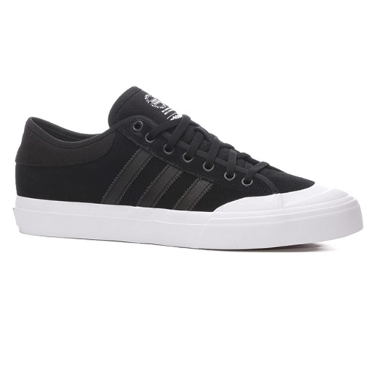 Adidas Matchcourt Low Skate Shoes Black