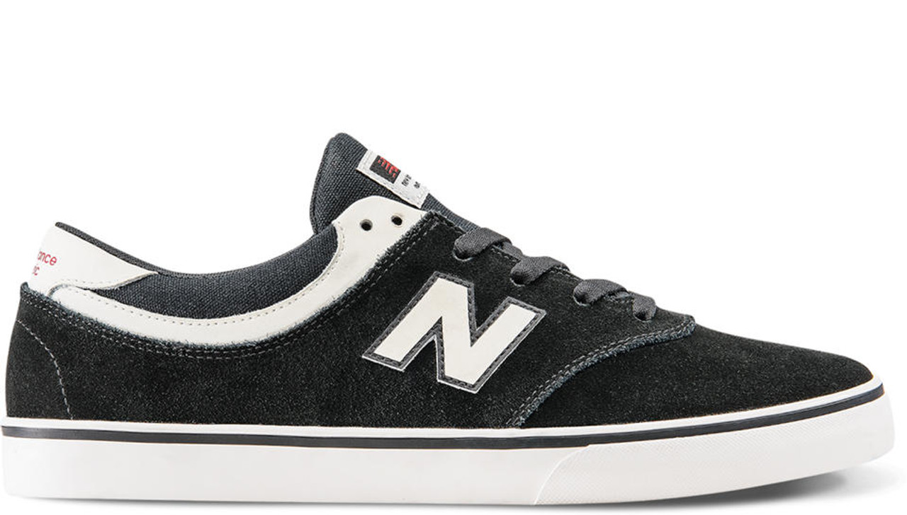 20e4f237b96 ... New Balance Quincy 254 Skate Shoes Black SeaSalt ...