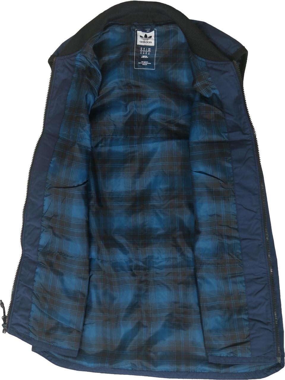 Adidas Meade Vest Mens Navy Black