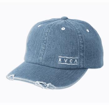 2a7b9d71e Rvca Consider Dad Hat Girls Maroon Slideback | Boardparadise.com