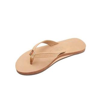 bdc44b08cdb7 Rainbow Sandals 301 Aldbs Twisted Sister Womens Drk Brown Sierra ...