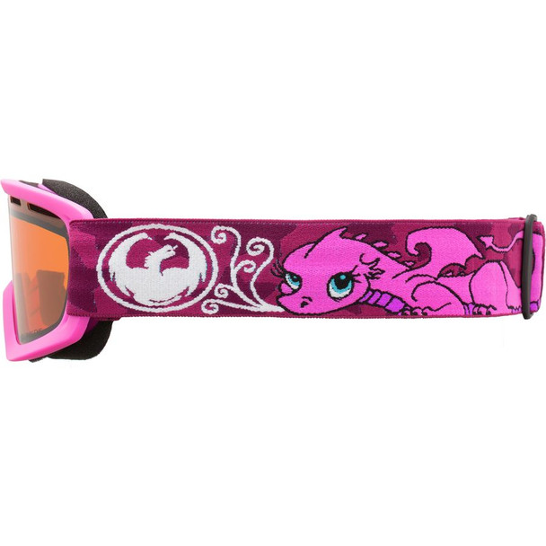 Dragon LIL Grom D7 Lumanlens Snow Goggles Gilly Silion
