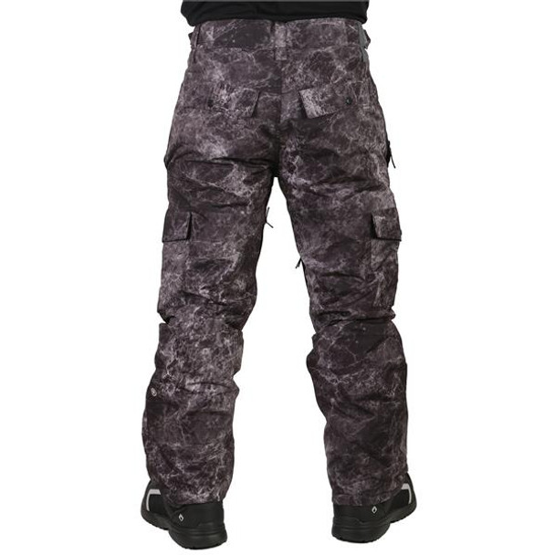 Ride Phinney Pants Mens Black Marble