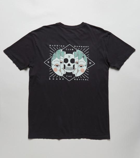 Roark Inner Tshirt Mens Black