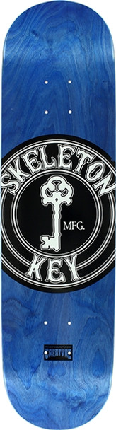 CREATURE SKELETON KEY SKATE DECK-8.0 w/ MOB GRIP