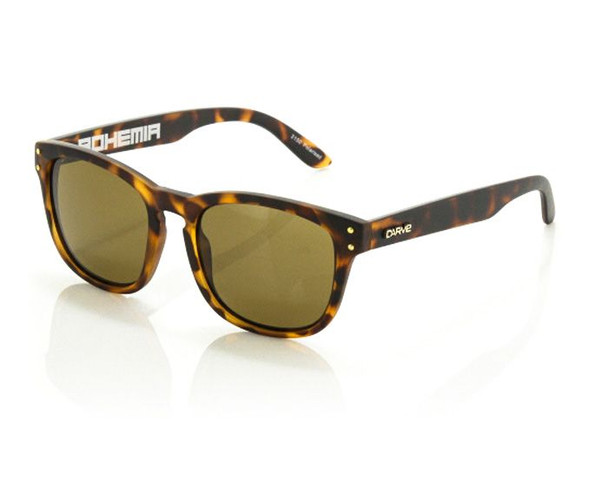Carve Bohemia Sunglasses Matte Tort Polarized