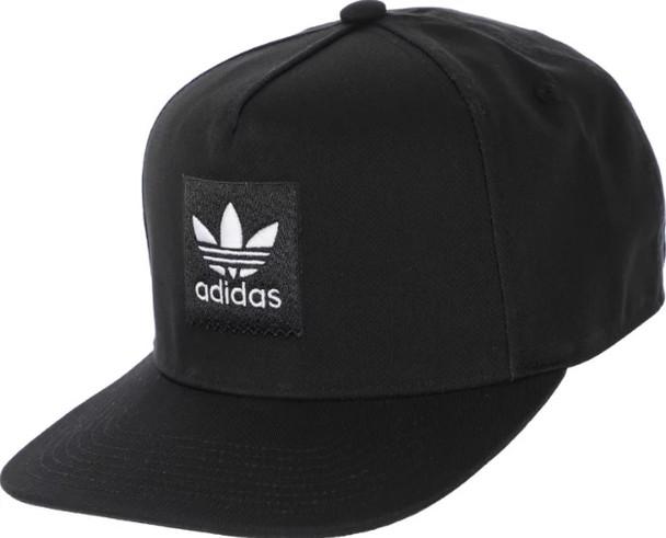 Adidas 2Tone Hat Black White Snapback