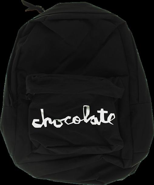 CHOCOLATE CHUNK BACKPACK BLACK