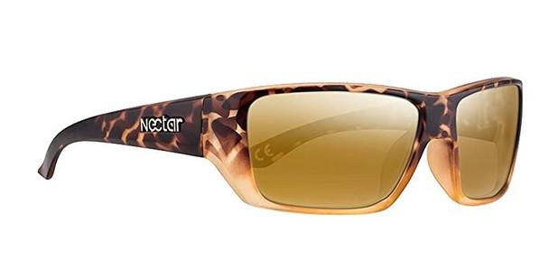 Nectar Brig Polarized Sunglasses Fade Tort Onesize