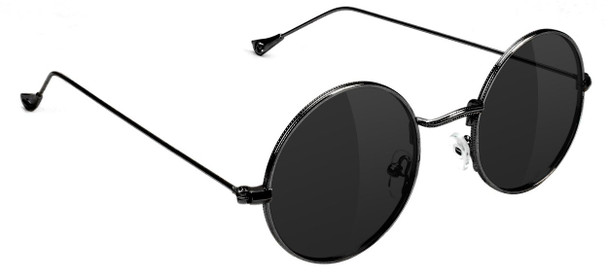 Glassy Mayfair Sunglasses Black Onesize