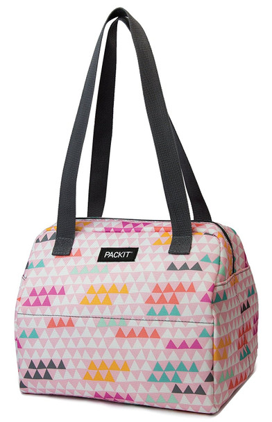 PackIt Hampton Lunch Bag Paper Triangles OneSize