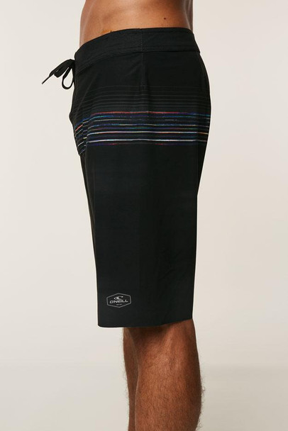 Oneill HyperFreak TeeVee Tunks Mens Black