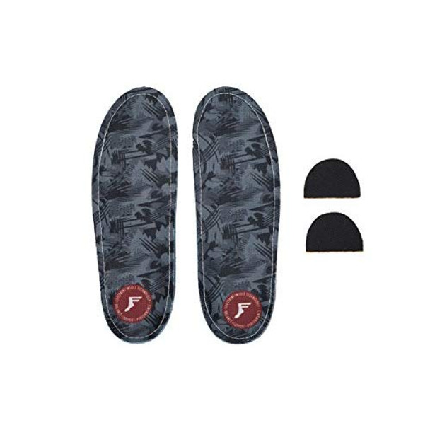 Footprint Kingfoam Camo Logo 7mm Insoles Black