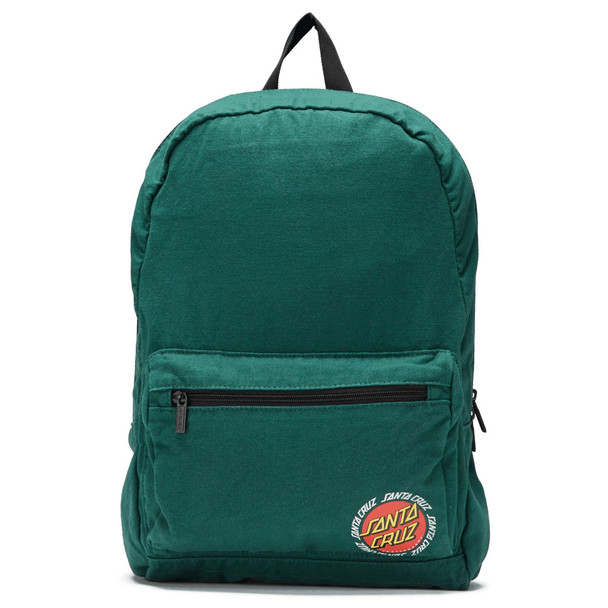 Santa Cruz Boardwalk Backpack Green Onesize