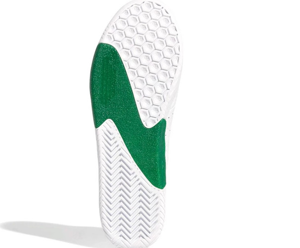 Adidas 3ST.003 Nakel Shoes White Green