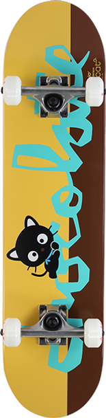 CHOCOLATE ANDERSON CHOCOCAT SKATEBOARD COMPLETE-7.3