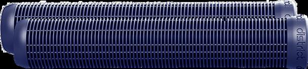 DISTRIC S-SERIES G15S GRIPS STD 140mm BLUE 1pr