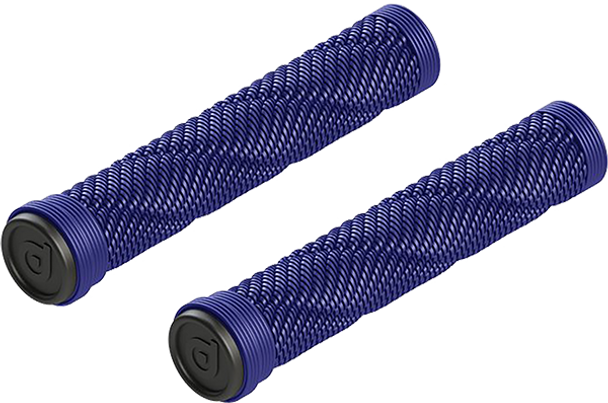 DISTRIC ROPE GRIPS 160mm BLUE 1pr