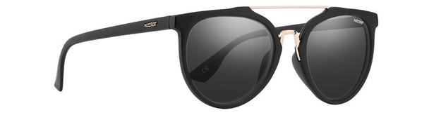 Nectar Harvey Polarized Sunglasses Matte Black Onesize