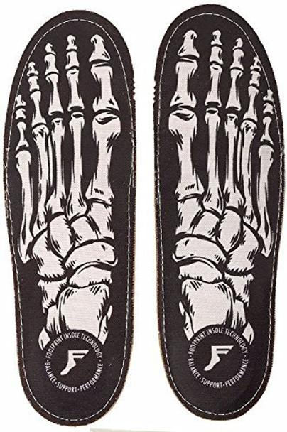 Footprint Kingfoam Skeleton Blk 7/7.5