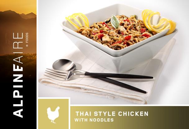 Alpine Aire Thai Style Chicken Brown Onesize