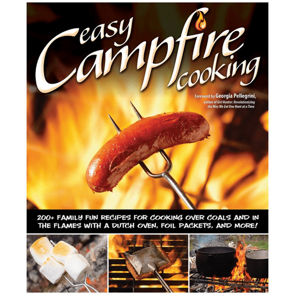 Fox Chapel Easy Campfire Cooking Brown Onesize