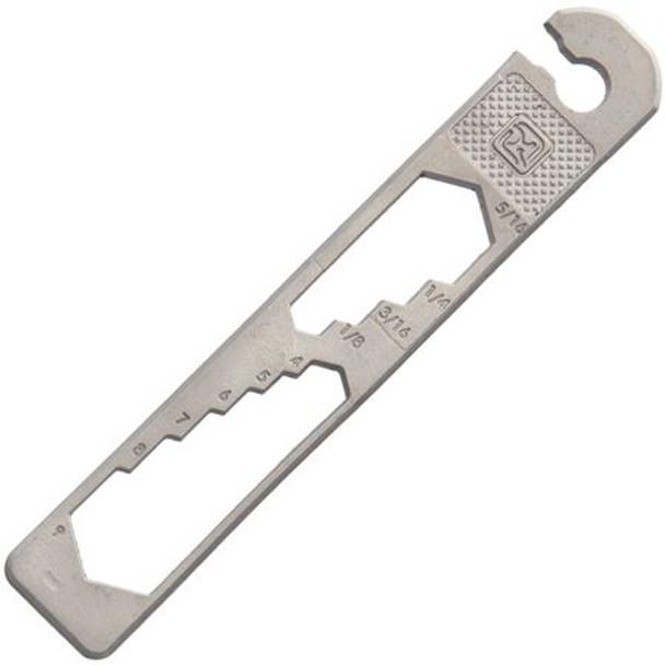 Klecker Carrier Case Silver Wrench