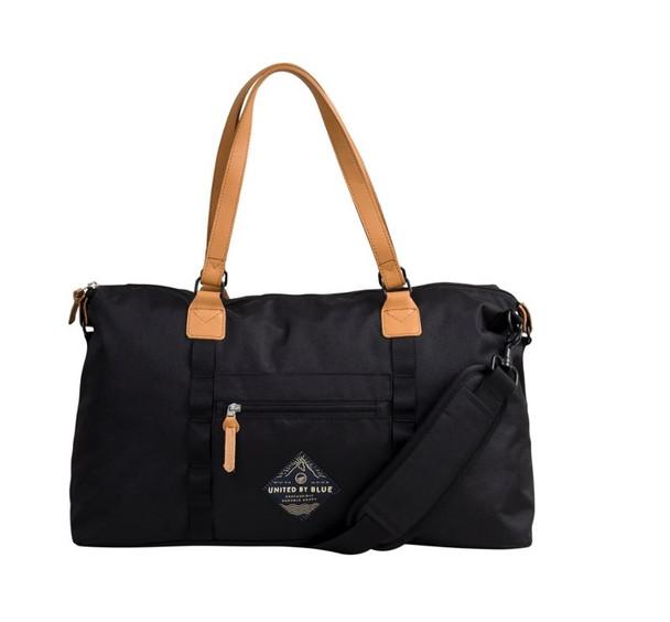 United By Blue Trail Weekender Bag 24L Black OneSize