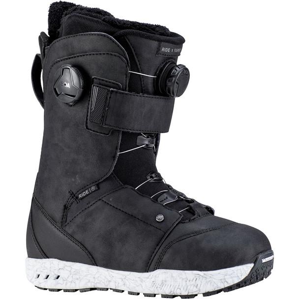 Ride Karmyn Boots Womens 19 Black