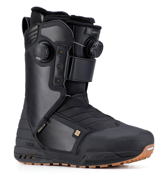 Ride 92 Snowboard Boots Mens 19 Black