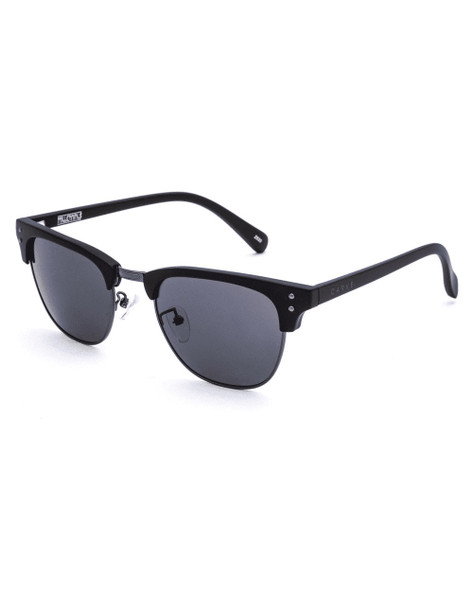 Carve Millennials Sunglasses Matte Black Polarized