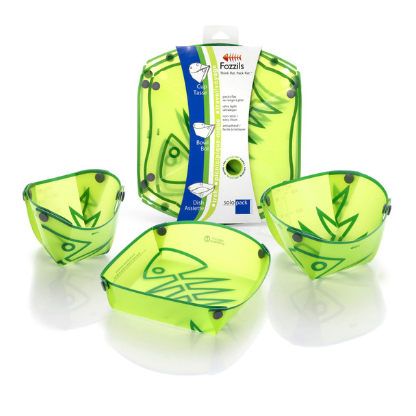 Fozzils Solo Pack Green Onesize
