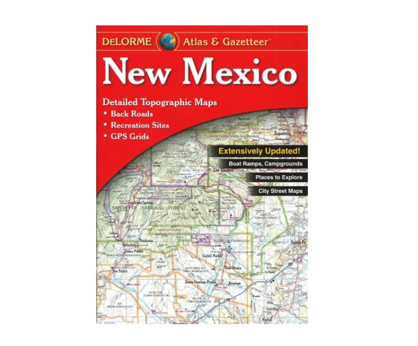New Mexico Atlas Red Onesize