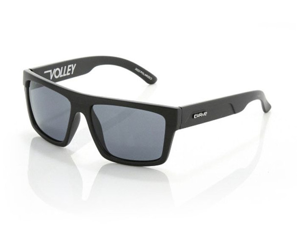Carve Volley Sunglasses Slate Grey Polarized