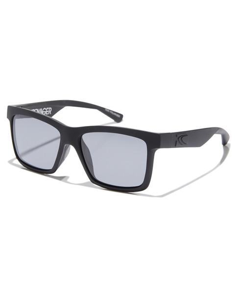 Carve Voyager Sunglasses Floatable Matte Black Polarized