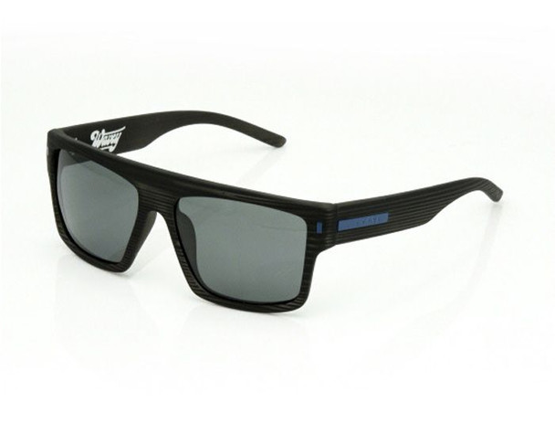 Carve Wavey Sunglasses Streak Grey Polarized
