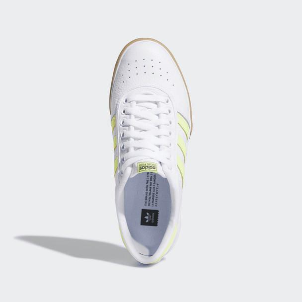 Adidas Lucas Puig Premier Shoes White Rey