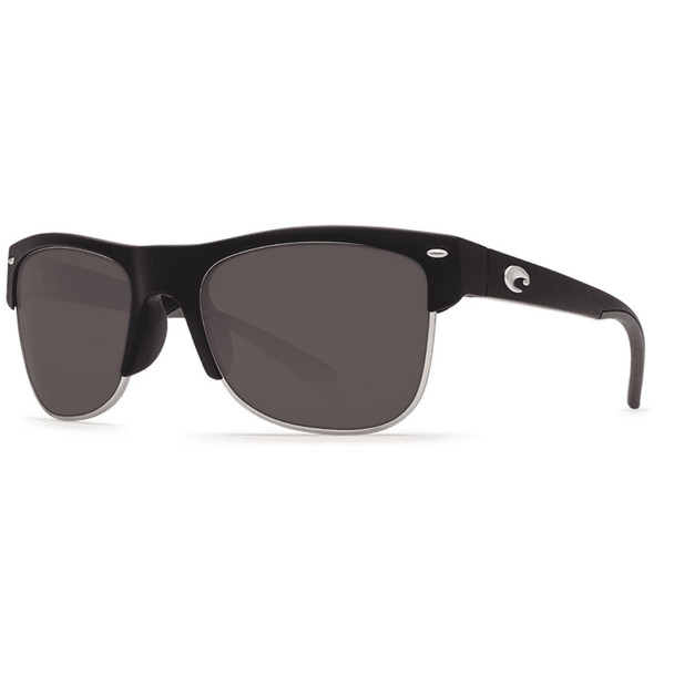 Costa Pawleys Matte Black Grey 580p OneSize