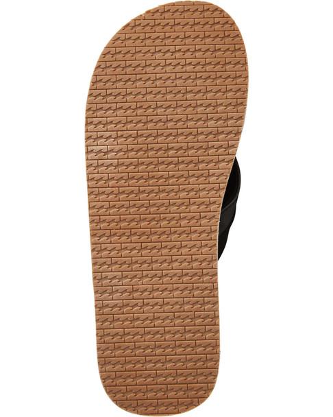 Billabong All Day Impact Sandals Mens Black
