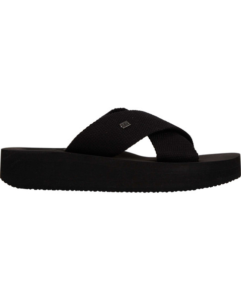 Billabong Boardwalk Sandals Womens Black