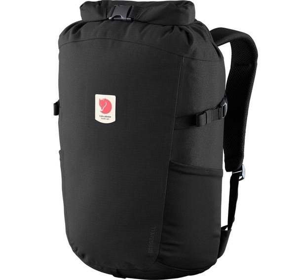 Fjall Raven Ulvo Rolltop 23 Bag Black OneSize