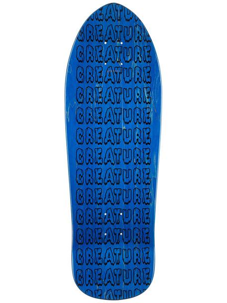 Creature Russell Origins Skate Deck Black 9.89x29.82