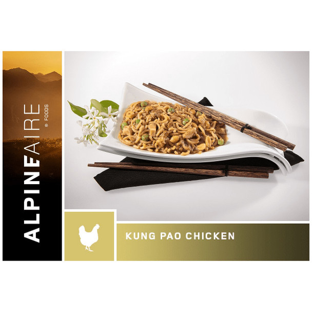 AlpineAire Kung Pao Chicken Brown Onesize