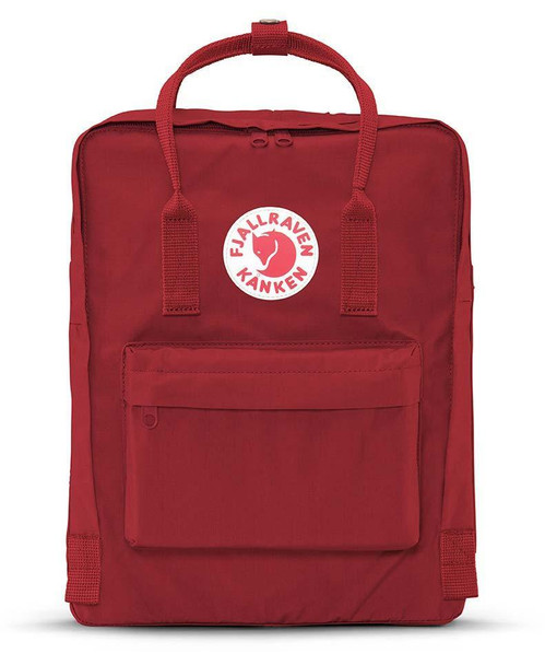Fjall Raven Kanken Bag Ox Red 16L