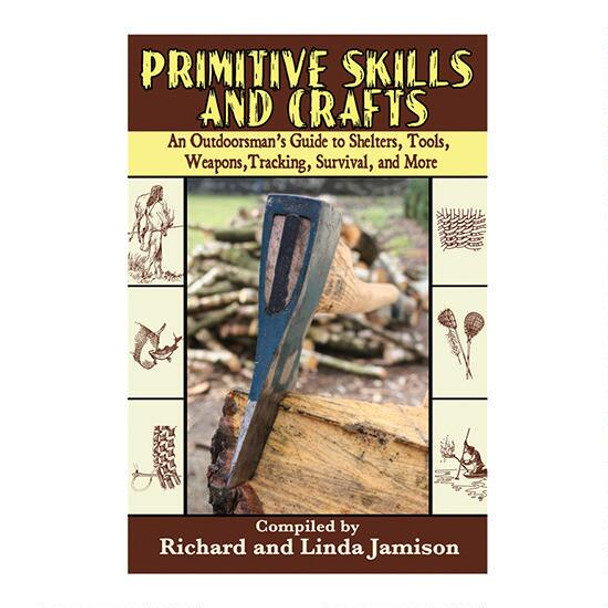 Primitive Skills & Crafts Brown Onesize